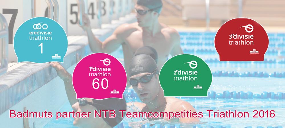 Badmutsen.com, Badmuts Partner van de NTB Teamcompetities 2016